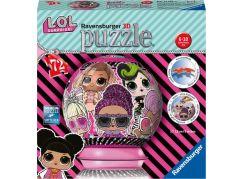 Ravensburger 3d puzzle 111626 Puzzleball L.O.L. 72 dílků