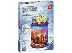 Ravensburger 3D puzzle 112012 Stojan na tužky New York 54 dílků
