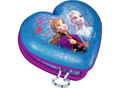 Ravensburger 3D puzzle 112364 Srdce Disney Ledové království 2 54 dílků