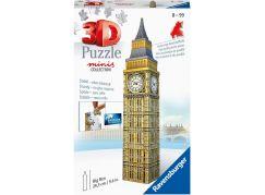 Ravensburger 3D Puzzle 112463 Mini budova Big Ben položka 54 dílků