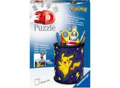 Ravensburger 3D Puzzle 112579 Stojan na tužky Pokémon 54 dílků