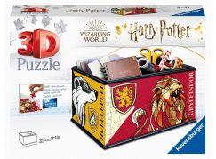 Ravensburger 3D Puzzle 112586 Úložná krabice Harry Potter 216 dílků