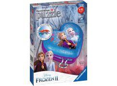 Ravensburger 3d puzzle 121205 Srdce Disney Ledové království 2 54 dílků