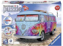 Ravensburger 3D Puzzle 125272 VW autobus indiánské léto 162 dílků