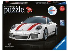 Ravensburger 3D Puzzle 125289 Porsche 911R 108 dílků