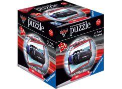 Ravensburger 3D puzzle Disney Auta 3 puzzleball - 54 dílků Jackson Hrom
