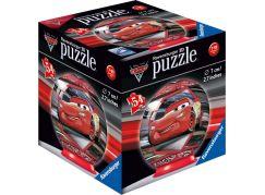 Ravensburger 3D puzzle Disney Auta 3 puzzleball - 54 dílků Blesk McQeen