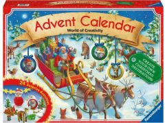 Ravensburger Adventní kalendář  - Poškozený obal