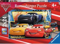 Ravensburger Auta Puzzle 2x24 dílků