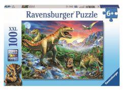 Ravensburger Dinosauři 100 XXL dílků