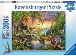 Ravensburger Dinosauři 200 dílků