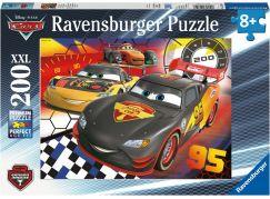 Ravensburger Disney Auta  Puzzle- závod 200 dílků