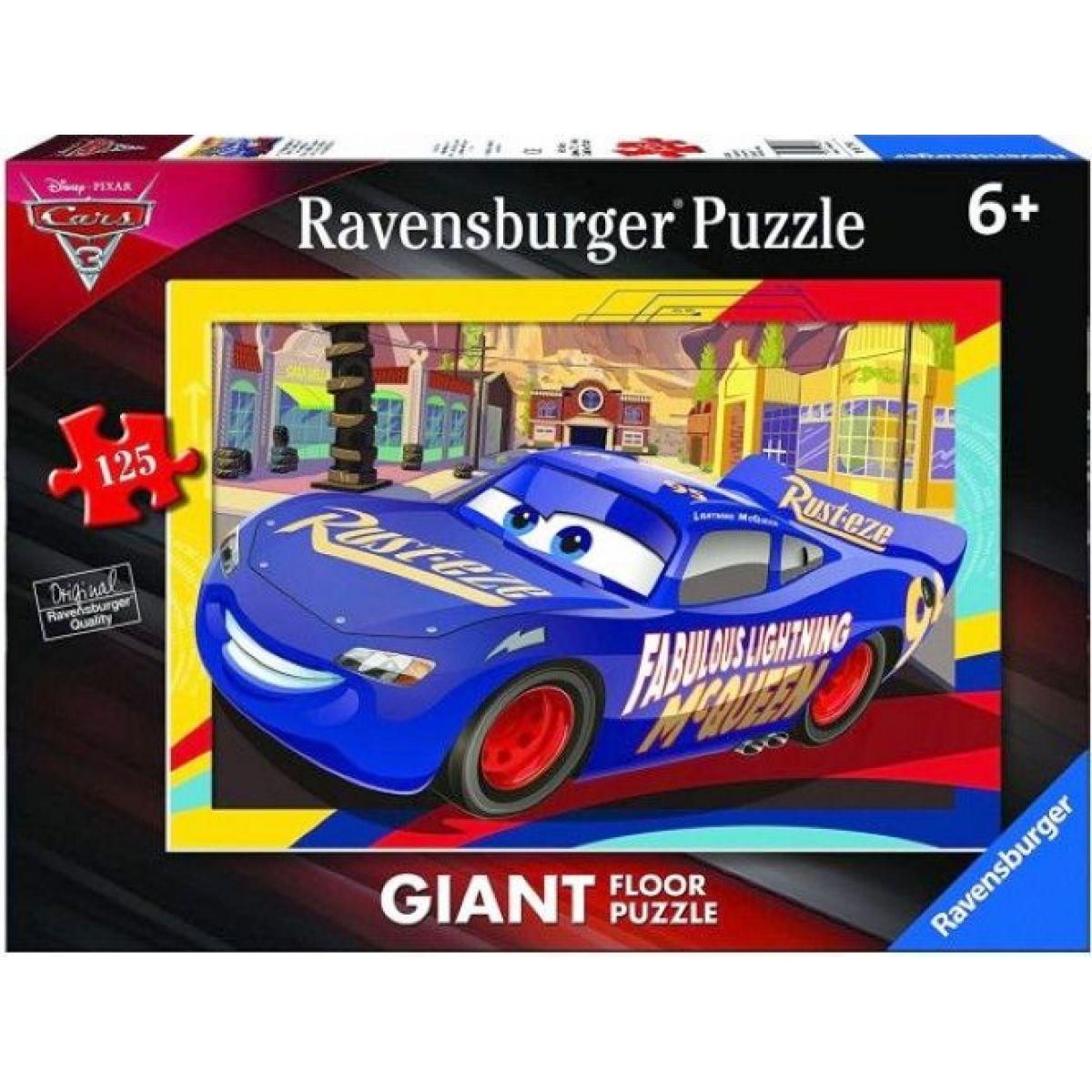 Ravensburger Disney Auta 3 - 125 dílků