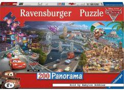 Ravensburger Disney Auta Panorama 200 dílků