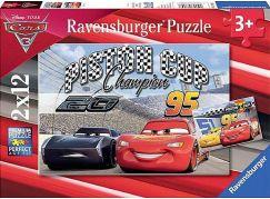 Ravensburger Disney Auta 2x12 dílků