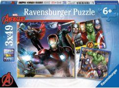 Ravensburger Disney Avengers puzzle 49 dílků
