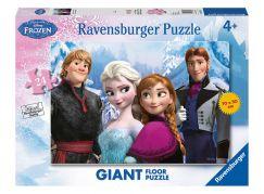 Ravensburger Disney Ledové království Podlahové puzzle 24 dílů