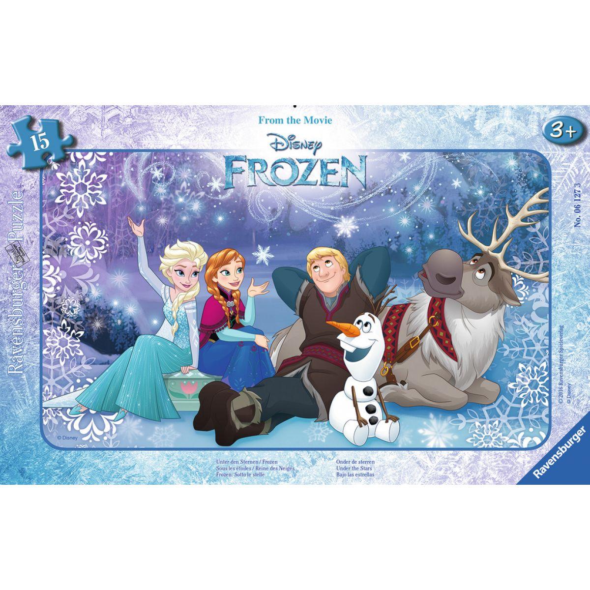 Ravensburger Disney Ledové království puzzle 15 dílků