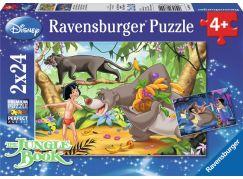 Ravensburger Disney Mauglí a jeho přátelé puzzle 24 dílků