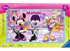Ravensburger Disney Myška Minnie puzzle 15 dílků
