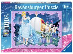 Ravensburger Disney Princess Puzzle XXL Kouzelná Popelka 100 dílků