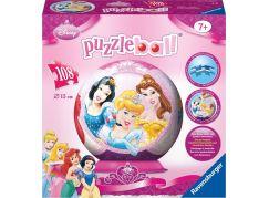 Ravensburger Disney Princezny puzzleball 108 dílků
