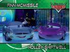 Ravensburger Disney Puzzle Auta 4x puzzle v boxu 4