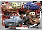 Ravensburger Disney Puzzle Auta Nová dobrodružství 2x24 dílků 2