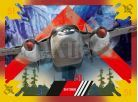Ravensburger Disney Puzzle Letadla 4x puzzle v boxu 2