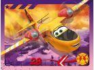 Ravensburger Disney Puzzle Letadla 4x puzzle v boxu 5