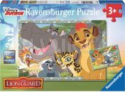 Ravensburger Disney Puzzle Lion Guard 2x12 dílků