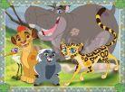 Ravensburger Disney Puzzle Lion Guard 4x puzzle v boxu 3