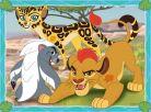 Ravensburger Disney Puzzle Lion Guard 4x puzzle v boxu 4