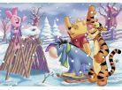 Ravensburger Disney Puzzle Prasátko a jeho přátelé 2x24 dílků 2