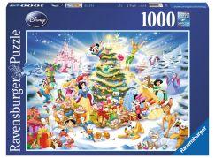 Ravensburger Disney Puzzle Vánoce 1000 dílků