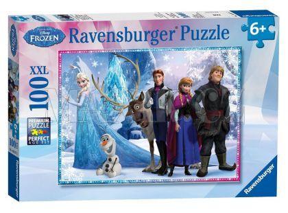 Ravensburger Disney Puzzle XXL Ledové království 100 dílků