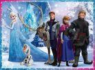 Ravensburger Disney Puzzle XXL Ledové království 100 dílků 2