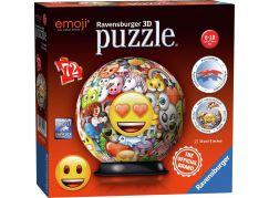 Ravensburger Emoji puzzleball 72 dílků