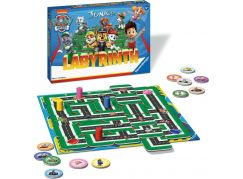 Ravensburger hra 208241 Labyrinth Junior Tlapková patrola