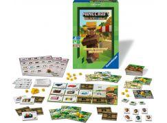 Ravensburger hra 269907 Minecraft Farmer's Market rozšíření  - Poškozený obal