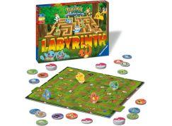 Ravensburger hry 270361 Labyrinth Pokémon