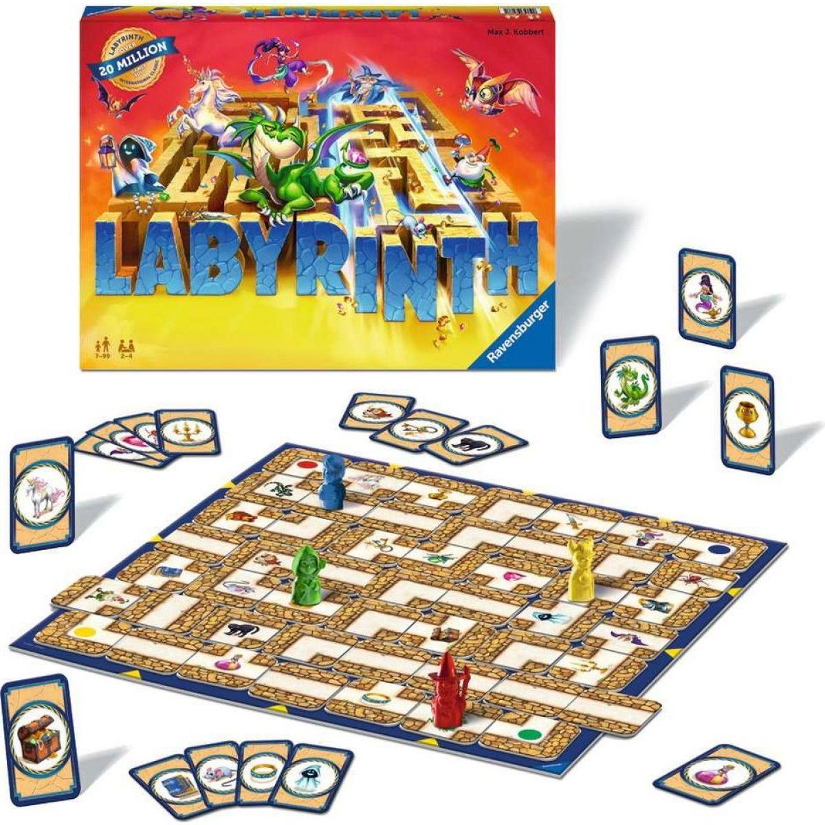Ravensburger hry 270781 Labyrinth