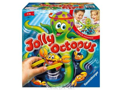 Ravensburger Jolly Octopus
