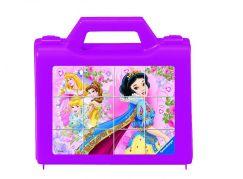 Ravensburger Kostky Disney Princezny 12ks