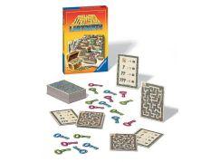 Ravensburger Labyrint Honba za pokladem
