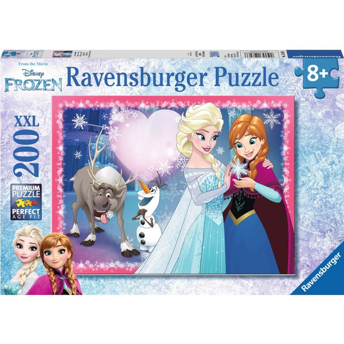 Ravensburger Puzzle Ledové království 200XXL dílků