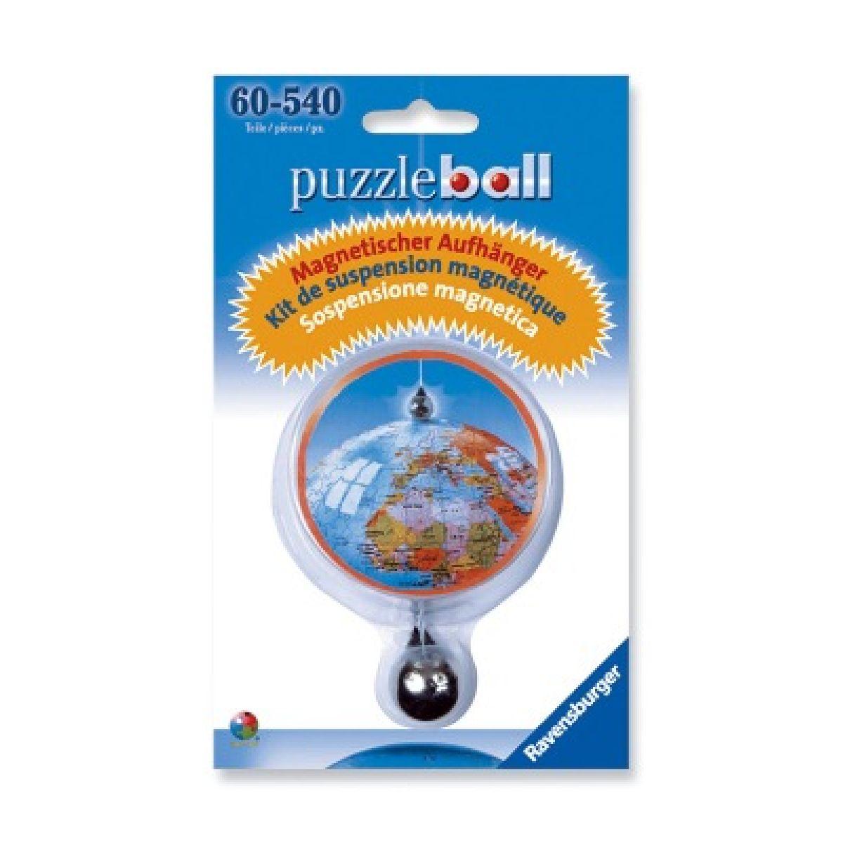 Ravensburger Magnetický závěs na zavěšení puzzleballu 60 - 540 dílků (průměr 8 - 22 cm)