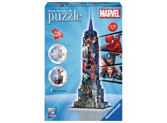 Ravensburger Marvel Puzzle 3D Empire State Building 216 dílků