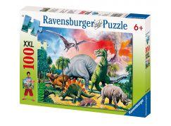 Ravensburger Mezi dinosaury 100 dílků