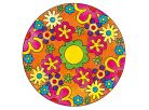 Ravensburger Mini Mandala Květiny 5